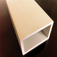 Fiberglass Rectangular Tube